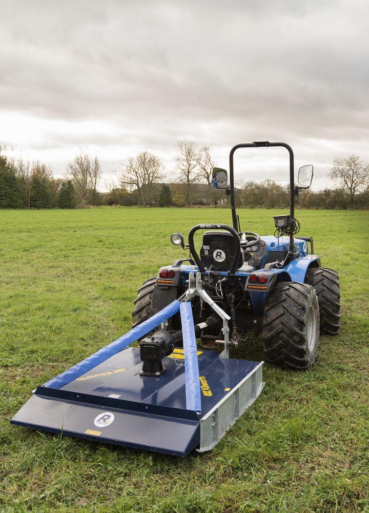 Field Margin Management Agri-Vision Services