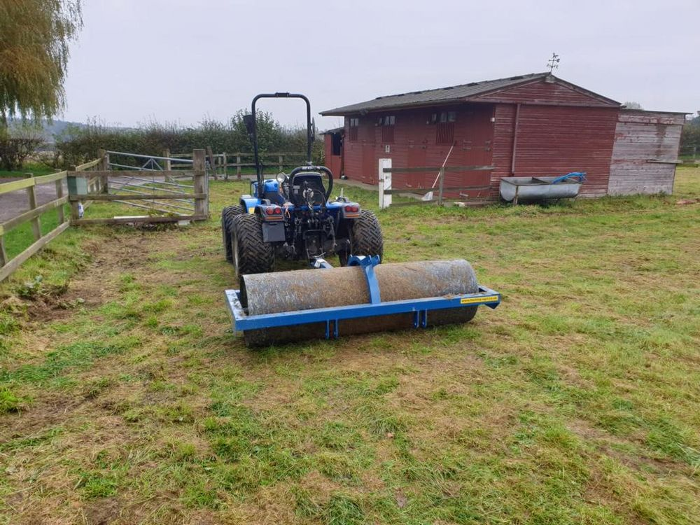 Agri-Vision Field Paddock Rolling Services