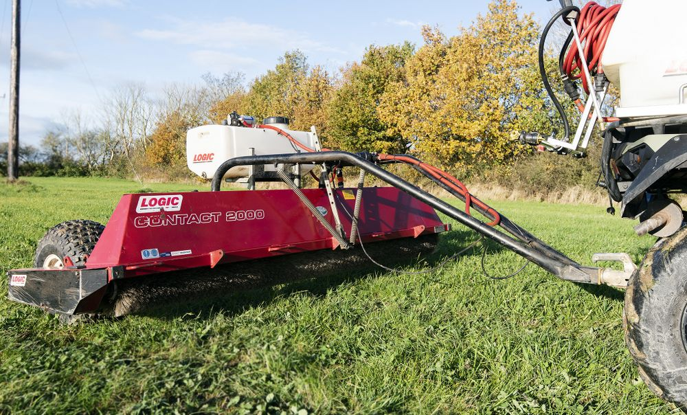 Weed Wiping Services Agri-Vision