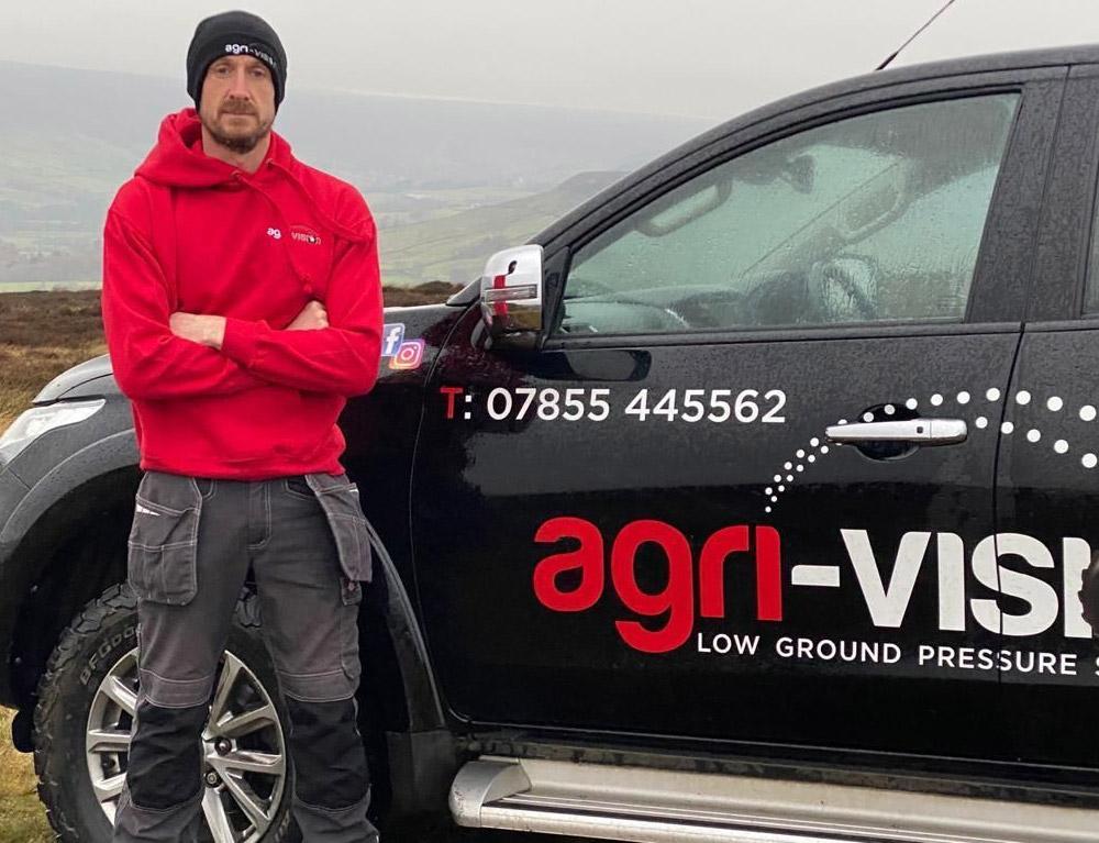 Adrian Hall Agri - Vision